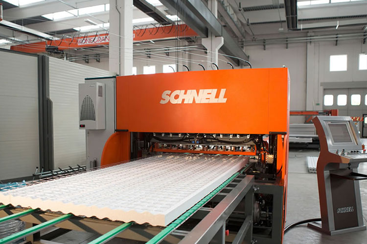 Schnell Home Concrewall